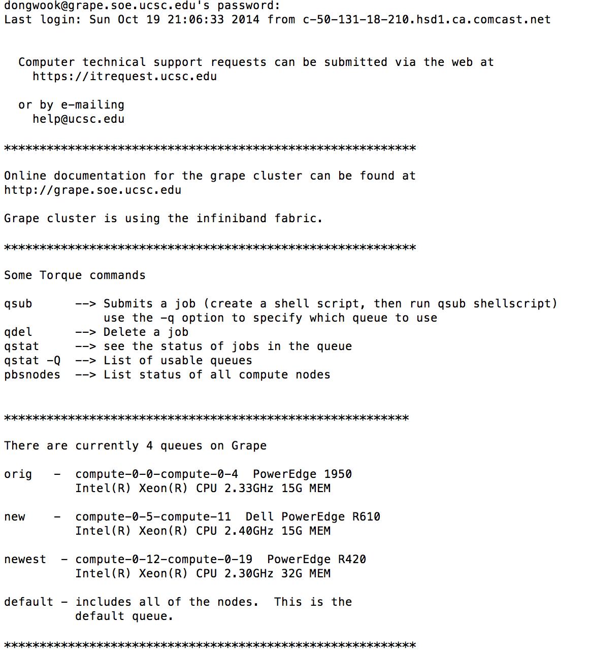 Texttt Latex Example