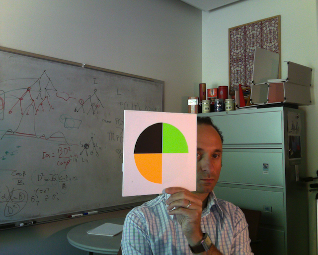 Color Marker Detection - Software and Usage | Computer Vision Lab